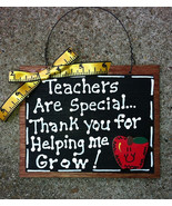 Teacher Gifts 81G Teachers Are Special...Thank you for Helping me Grow! - $2.95