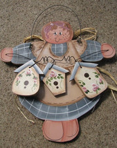 Country Crafts Angel  776db Angel Birdhouse - $5.95