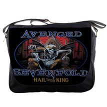 Avenged Sevenfold Poster Messenger School College Rock Band Emo Bag GIFT-NEW  - $35.00