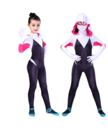 2018 Into the Spider-Verse Gwen Stacy Spidergirl Costume for Halloween C... - $13.16+