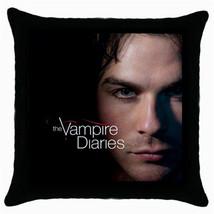 Ian Somerhalder Damon Salvatore The Vampire Diaries Cushion Throw Pillow... - $281,89 MXN