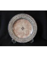 """Sakura Terrain 8"""" Salad Plate by Sue Zipkin  (4 available) Stoneware 1997 - $12.34"""
