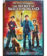 Three Investigators DVD Secret of Skeleton Island fun filled family adve... - $6.99