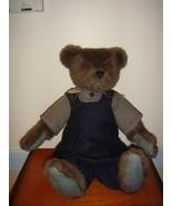 "Boyds Bear Cornwallis 16"" Plush Bear - $17.39"