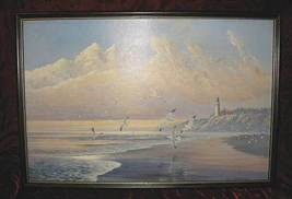 August Holland From Sea to Shining Sea Framed Art Print - $97.77