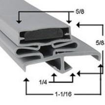 Victory  Refrigeration Door Gasket Part# GA-119 Size: 20 1/8 x 56 5/8 - $36.93