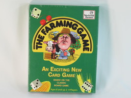 The Farming Game Card Game 2009 Weekend Farmer New Sealed - $20.99