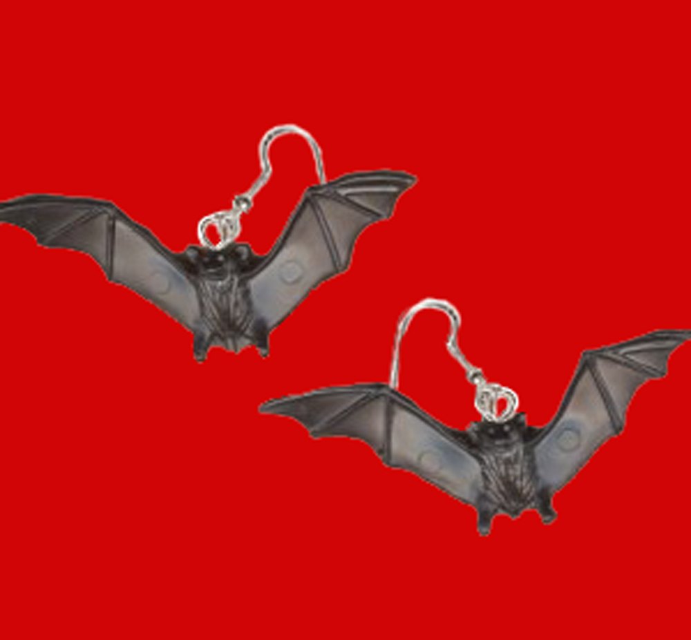 Bat 20earrings 2