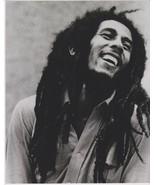 Bob Marley Smile Vintage 8X10 BW Reggae Music Memorabilia Photo - $6.99