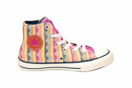 Converse Junior Chuck Taylor All Stars Sneakers Multicolor Size US 1.5 R... - $55.00