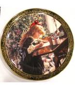 Sandra Kuck Plate Dear Santa Reco Bradford Exch... - $35.00