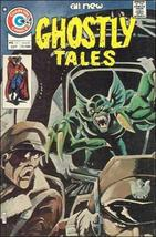 Charlton Ghostly Tales #117 Gd/Vg - $2.89