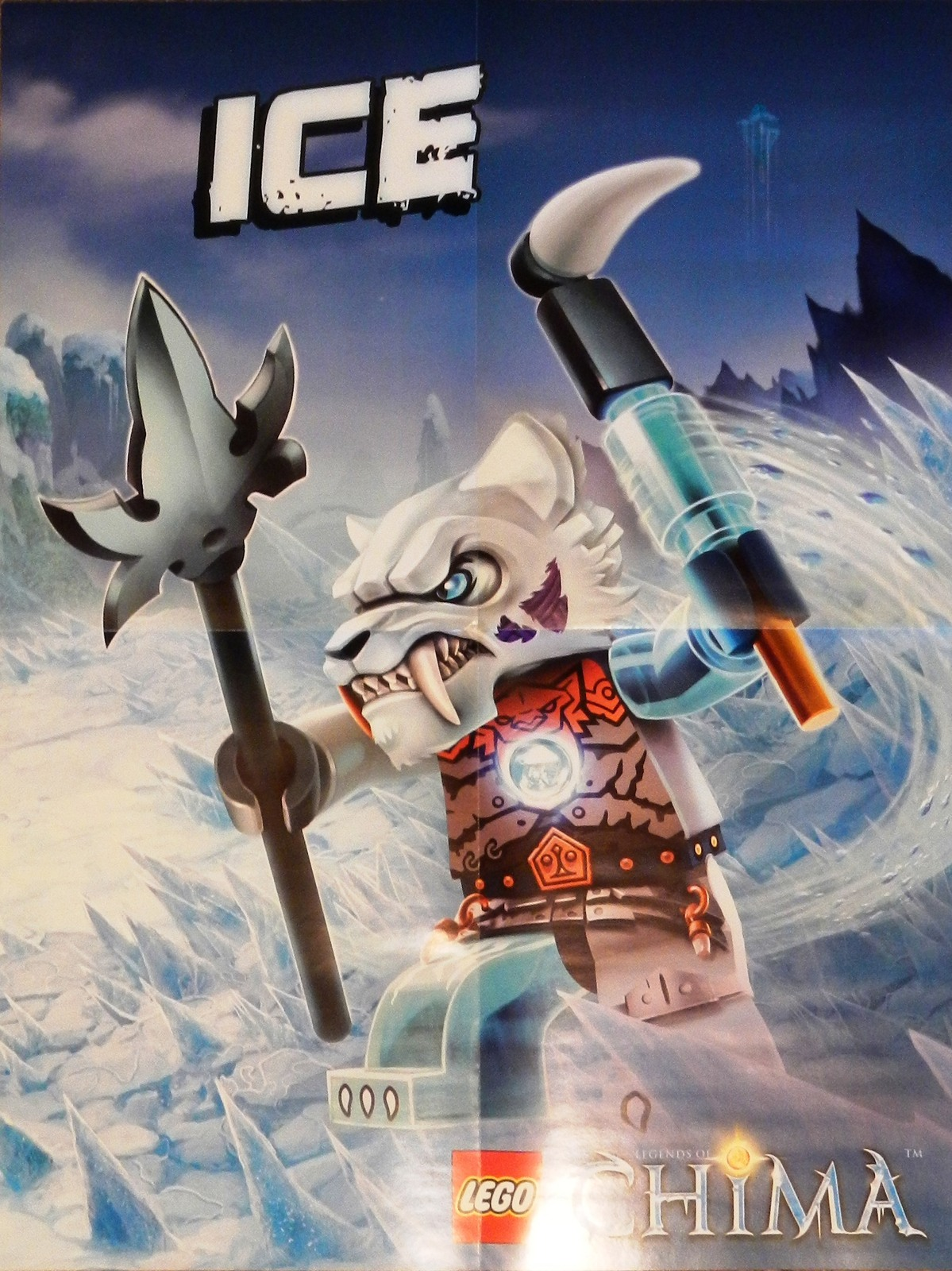 Fire and ice coupons
