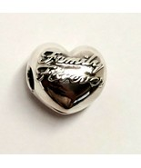 AUTHENTIC PANDORA SILVER CLIP FAMILY UNION NWT #796204 - $20.89