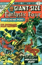 Marvel GIANT-SIZE FANTASTIC FOUR #5 VG - $4.99