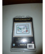 Dimensions Petites Friends of the Snowman Counted Cross Stitch Kit Chris... - $30.00