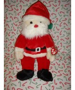 Ty Holiday Santa Beanie Buddy - $11.49