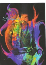 Jimi Hendrix CSF Rock Vintage 8X10 Color Music ... - $6.99