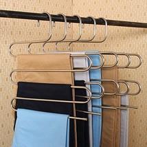 Space Saver Storage Rack- Pants Hangers Clothes... - $32.99