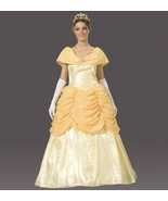WOMEN'S BEAUTY AND THE BEAST'S BELLE COSTUME GOWN LARGE - $295.00
