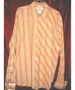 Pepe Jeans London Button Front Dress Shirt 3XL Dry Cleaned Big & Tall - $34.95