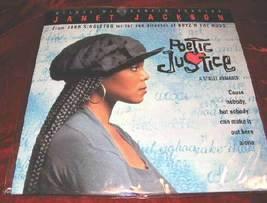 Poetic Justice Janet Jackson Tupac Shakur Laserdisc LD - $35.00