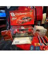 EARVHARDT JR 3 FOR 1 -1/24 CAR&CARDS AND NOTE PAD  - $34.65