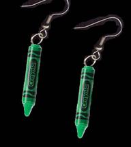 Crayola 20earrings green thumb200