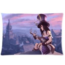 League of Legends Caitlyn Pillow Cases 20x30 (T... - $18.99