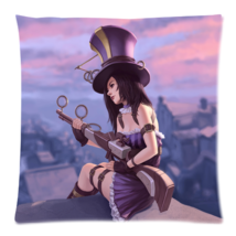 League of Legends Caitlyn Zippered Pillow Cases... - $15.99