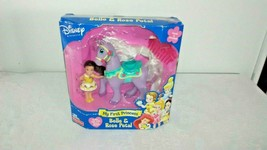 My First Princess Belle & Rose Petal Fisher Price - $34.64