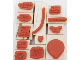 Stampin' Up! Party Pants Stamp Set #141324 image 2