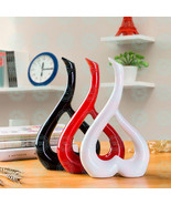 WR Heart Shape Flower Vase Centerpieces Decoration Item for House Gifts - $20.00