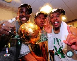2008 Champs Garnett Allen Pierce Celebration Boston Celtics 8X10 Color P... - $6.99