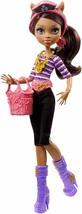 Monster High Shriekwrecked Shriek Mates Clawdeen Wolf Doll New - $24.97