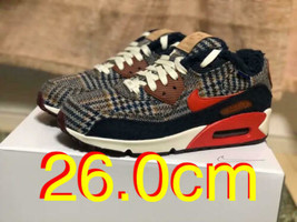 Pendleton Nike Air Max 90 By You Sneakers Shose US8 Men's Plaid Multicolor New - $422.00