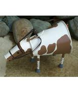 Pail Pal Horse Metal Sculpture Pails NIB - $12.99