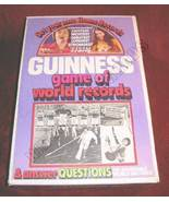 Vintage 1975 Parker Brothers Guinness Game of World Records - $24.99