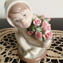 Lladro ~ A New Friend # 1506 ~ Retired, Mint Condition - $249.99