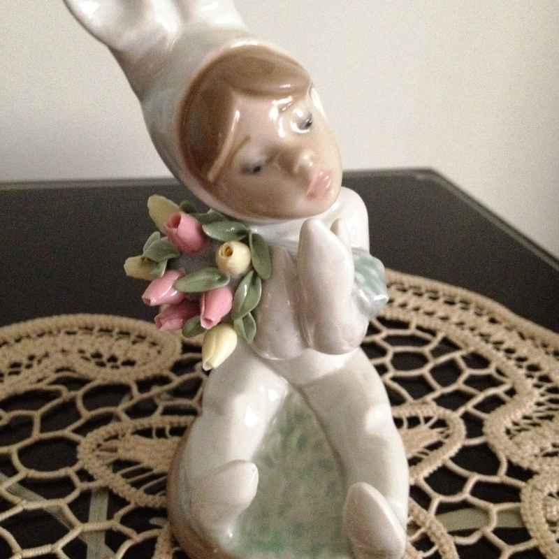 Primary image for Lladro ~ Spring Flowers # 1509 ~ Retired, Mint Condition