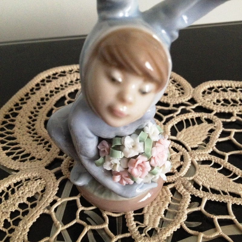 Primary image for Lladro ~ In the Meadow # 1508 ~ Retired, Mint Condition