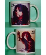 Alice Cooper 2 Photo Designer Collectible Mug - $14.95