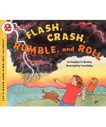 Flash, Crash, Rumble, and Roll [Paperback] Branley, Dr. Franklyn M. and ... - $4.95