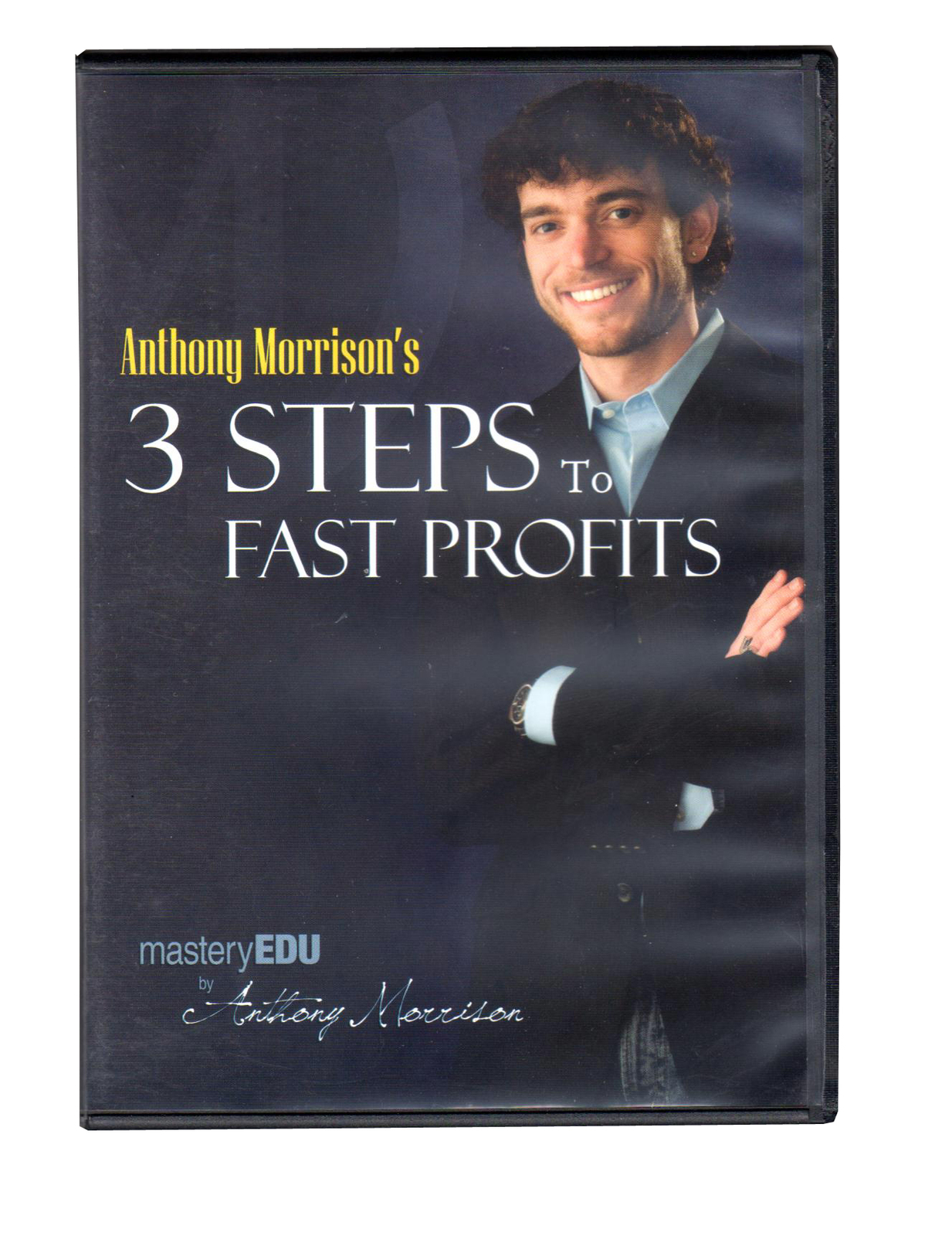 Hidden Millionaire, Advertising Profits from Home, 3 Steps to FAST Profits +DVDs