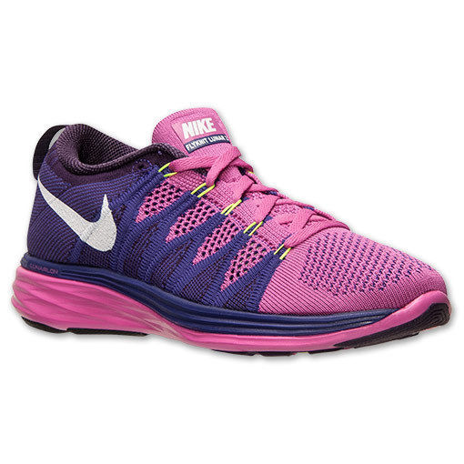 Primary image for Women's Nike Flyknit Lunar2 Running Shoes 620658 601