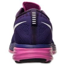 Women's Nike Flyknit Lunar2 Running Shoes 620658 601 image 2