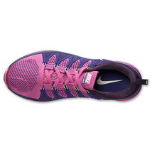 Women's Nike Flyknit Lunar2 Running Shoes 620658 601 image 5