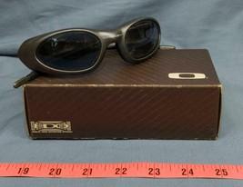 Oakley Straight Jacket Sunglasses Black Gray dq - $89.09