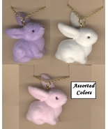 Fuzzy 20flocked 20bunny large 20necklaces thumbtall