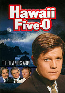 Primary image for Hawaii Five-O ~ Complete 11th Eleventh Season 11 Eleven ~ NEW 6-DISC DVD SET